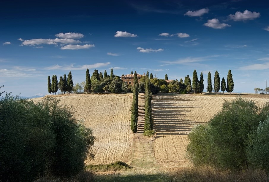 Ferme en Toscane