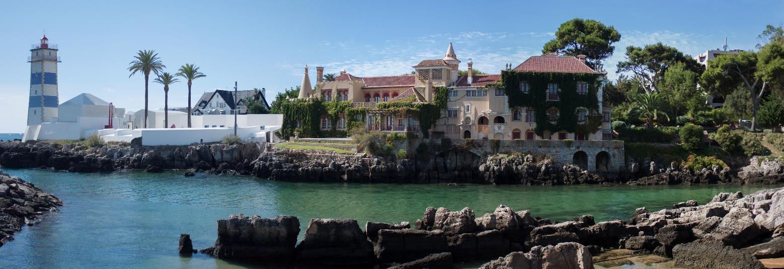 panoramique côte portugal