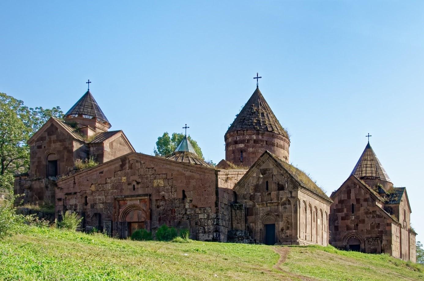 Arménie église
