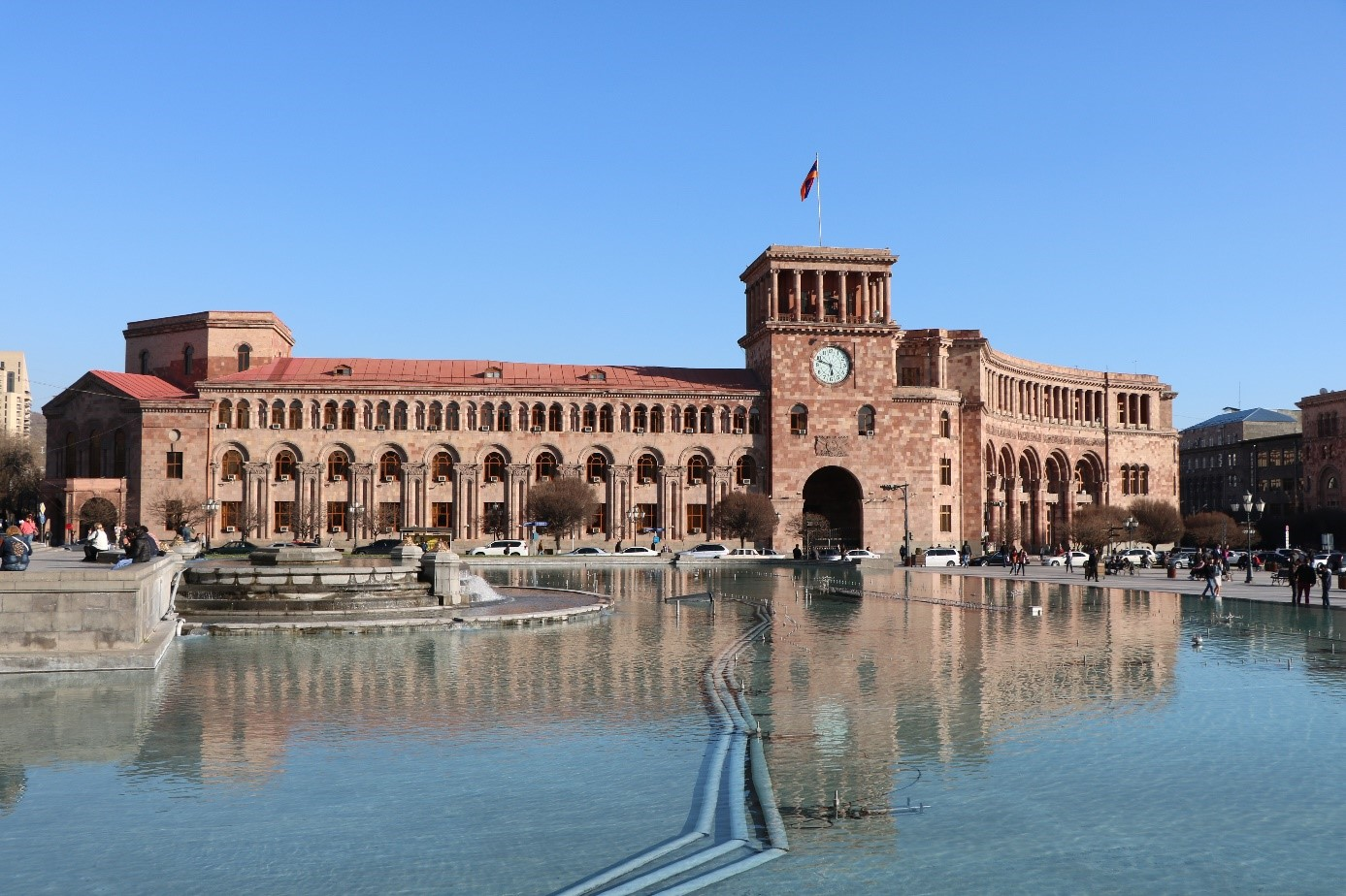 Armenie Erevan