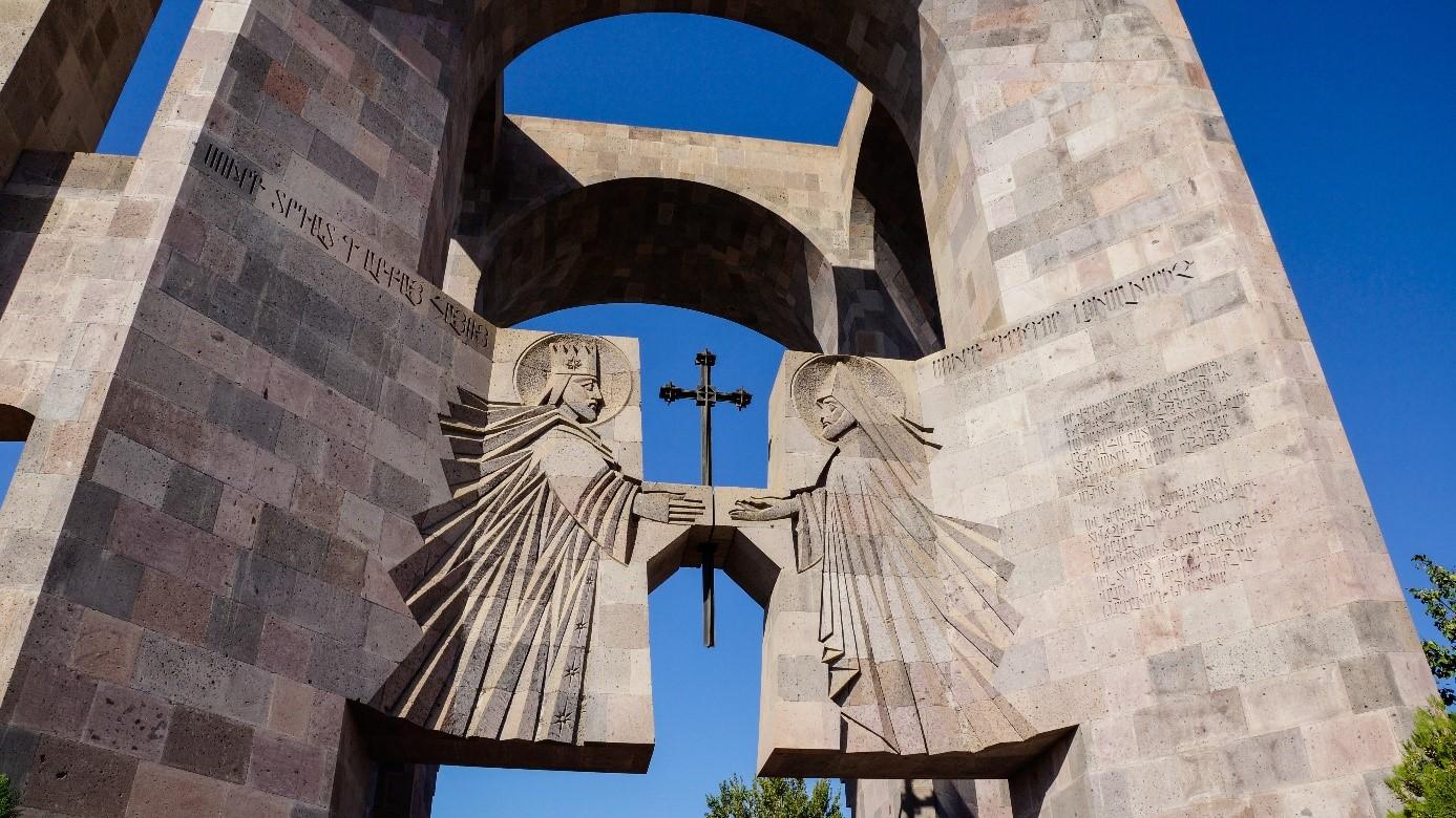 Cathédrale Etchmiadzin
