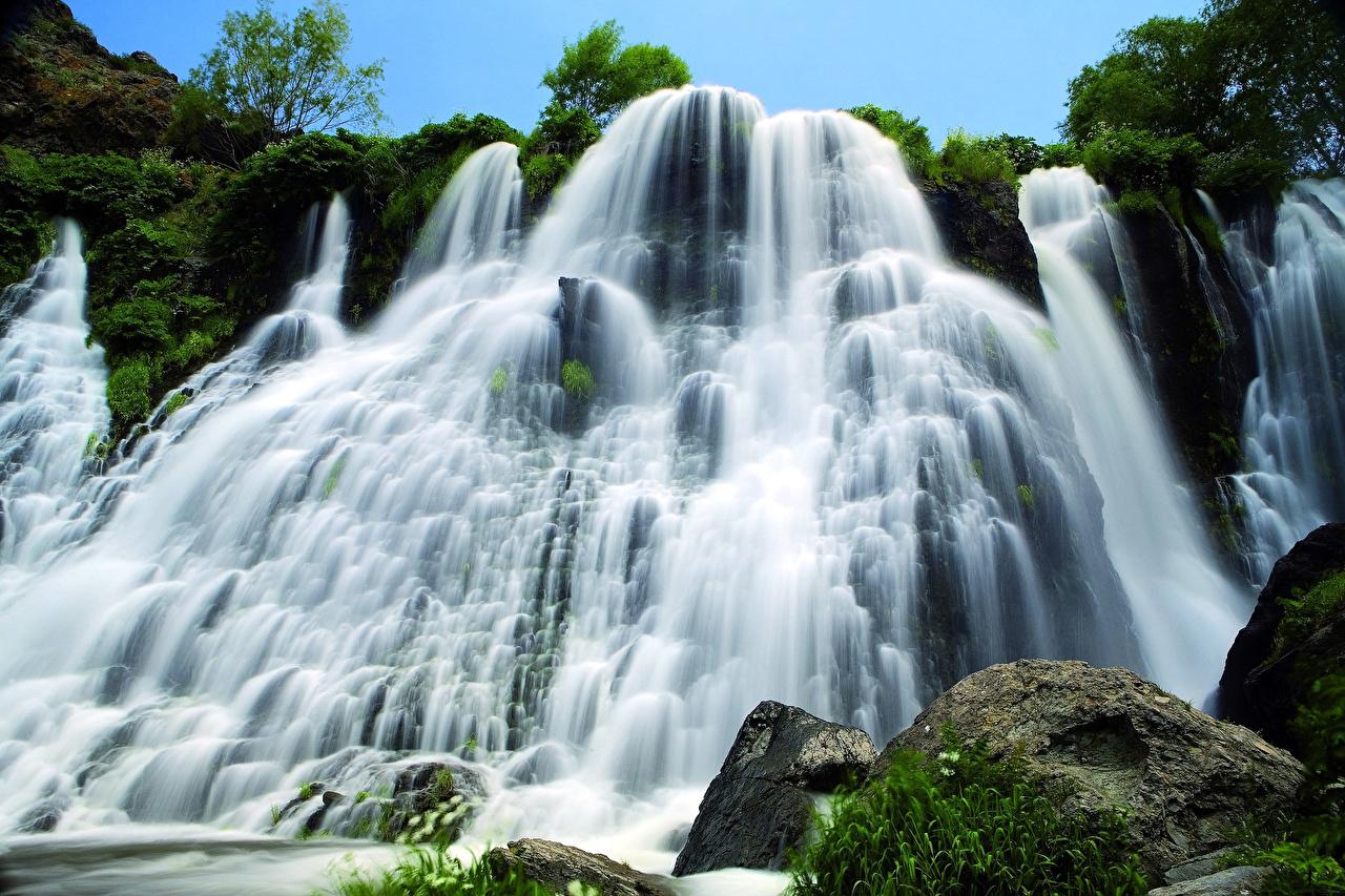 cascade Shaki