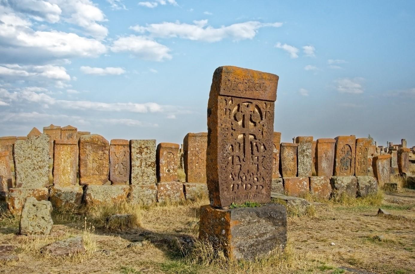 cimetière de Noradouz